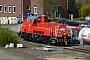 """Voith L04-10119 - DB Schenker """"261 068-1"""" 17.04.2012 - Braunschweig, RangierbahnhofDirk Höding"""