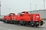 """Voith L04-10120 - DB Schenker """"261 069-9"""" 18.02.2012 - Kiel, OstuferhafenTomke Scheel"""