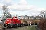 """Voith L04-10120 - DB Schenker """"261 069-9"""" 19.03.2012 - Kiel-WellingdorfTomke Scheel"""