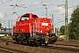 """Voith L04-10121 - DB Schenker """"261 070-7"""" 22.07.2014 - Minden (Westfalen)Klaus Görs"""