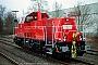 """Voith L04-10122 - DB Schenker """"261 071-5"""" 24.02.2012 - Kiel-SuchsdorfStefan Motz"""