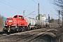 """Voith L04-10122 - DB Schenker """"261 071-5"""" 23.03.2012 - Hannover-MisburgAndreas Schmidt"""