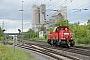 """Voith L04-10122 - DB Schenker """"261 071-5"""" 16.05.2012 - Hannover-MisburgAndreas Schmidt"""