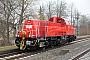 """Voith L04-10122 - DB Schenker """"261 071-5"""" 24.02.2012 - Kiel-FlintbekJens Vollertsen"""