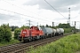 """Voith L04-10123 - DB Schenker """"261 072-3"""" 20.07.2012 - Lehrte-AhltenAndreas Schmidt"""