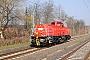 """Voith L04-10123 - DB Schenker """"261 072-3"""" 16.03.2012 - Kiel-FlintbekJens Vollertsen"""