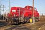 "Voith L04-10124 - DB Cargo ""261 073-1"" 27.11.2016 - Bremen-Gröpelingen, Bahnbetriebswerk RbfMalte Werning"