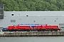 """Voith L04-10124 - DB Schenker """"261 073-1"""" 07.06.2012 - Kiel-Wik, NordhafenTomke Scheel"""