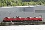 """Voith L04-10124 - DB Schenker """"261 073-1"""" 12.07.2012 - Kiel-Wik, NordhafenTomke Scheel"""