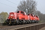 """Voith L04-10124 - DB Schenker """"261 073-1"""" 01.04.2014 - Hannover-WaldheimAndreas Schmidt"""