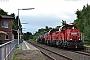 """Voith L04-10124 - DB Schenker """"261 073-1"""" 18.07.2015 - DerneburgRik Hartl"""