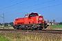 """Voith L04-10124 - DB Cargo """"261 073-1"""" 09.04.2016 - TimmerlahJens Vollertsen"""