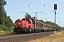 """Voith L04-10124 - DB Cargo """"261 073-1"""" 23.06.2016 - WahnebergenGerd Zerulla"""