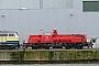 """Voith L04-10124 - DB Cargo """"261 073-1"""" 31.01.2020 - Kiel-Wik, NordhafenTomke Scheel"""