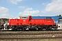 """Voith L04-10125 - DB Schenker """"261 074-9"""" 19.05.2013 - Hannover-Linden, GüterbahnhofThomas Wohlfarth"""