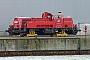 """Voith L04-10125 - DB Cargo """"261 074-9"""" 29.11.2019 - Kiel-Wik, NordhafenTomke Scheel"""