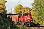 """Voith L04-10126 - DB Schenker """"261 075-6"""" 16.10.2012 - Lehrte-AhltenHeinrich Hölscher"""