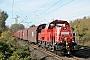 """Voith L04-10126 - DB Schenker """"261 075-6"""" 26.10.2012 - Hannover-MisburgAndreas Schmidt"""