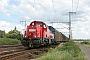 "Voith L04-10126 - DB Cargo ""261 075-6"" 12.07.2016 - Groß GleidingenGerd Zerulla"