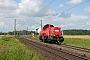"Voith L04-10126 - DB Cargo ""261 075-6"" 03.07.2016 - Groß GleidingenGerd Zerulla"