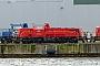 """Voith L04-10126 - DB Cargo """"261 075-6"""" 12.03.2020 - Kiel-Wik, NordhafenTomke Scheel"""