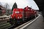 """Voith L04-10128 - DB Schenker """"261 077-2"""" 10.01.2014 - Hamburg-HarburgPatrick Bock"""