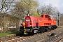 """Voith L04-10128 - DB Schenker """"261 077-2"""" 13.04.2012 - Kiel-FlintbekJens Vollertsen"""