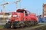 "Voith L04-10128 - DB Cargo ""261 077-2"" 14.01.2018 - KielTomke Scheel"