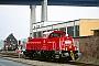 """Voith L04-10129 - DB Schenker """"261 078-0"""" 18.04.2012 - Kiel-Wik, NordhafenStefan Motz"""