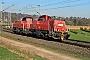 """Voith L04-10129 - DB Cargo """"261 078-0"""" 27.02.2019 - Walluf (Rheingau)Kurt Sattig"""