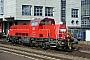 """Voith L04-10130 - DB Schenker """"261 079-8"""" 17.04.2014 - DarmstadtWalter Kuhl"""