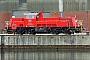 """Voith L04-10131 - DB Schenker """"261 080-6"""" 07.05.2012 - Kiel-Wik, NordhafenTomke Scheel"""