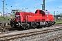 """Voith L04-10131 - DB Schenker """"261 080-6"""" 19.04.2015 - Aschaffenburg, HauptbahnhofErnst Lauer"""