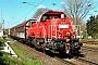 """Voith L04-10131 - DB Cargo """"261 080-6"""" 08.04.2016 - Dieburg, BahnhofKurt Sattig"""