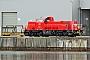 """Voith L04-10132 - DB Schenker """"261 081-4"""" 07.05.2012 - Kiel-Wik, NordhafenTomke Scheel"""