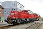 """Voith L04-10132 - DB Schenker """"261 081-4"""" 03.11.2013 - Kiel-Wik, NordhafenJens Vollertsen"""