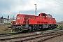 "Voith L04-10132 - DB Cargo ""261 081-4"" 10.12.2016 - Röblingen am SeeRudi Lautenbach"