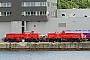 """Voith L04-10135 - DB Schenker """"261 084-8"""" 13.06.2012 - Kiel-Wik, NordhafenTomke Scheel"""