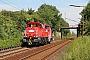 """Voith L04-10135 - DB Schenker """"261 084-8"""" 24.07.2012 - Lehrte-AhltenPhilipp Richter"""