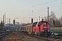 """Voith L04-10135 - DB Schenker """"261 084-8"""" 11.03.2014 - Nienburg (Weser)Ben-Luca  Wresche"""