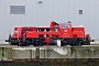 """Voith L04-10135 - DB Schenker """"261 084-8"""" 07.12.2015 - Kiel-Wik, NordhafenTomke Scheel"""