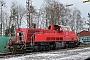 """Voith L04-10135 - DB Cargo """"261 084-8"""" 20.03.2018 - Ibbenbüren-EschJoachim Dirksen"""