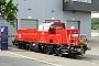 """Voith L04-10136 - DB Schenker """"261 085-5"""" 10.06.2012 - Kiel-Wik, NordhafenTomke Scheel"""