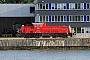 """Voith L04-10136 - DB Schenker """"261 085-5"""" 21.06.2012 - Kiel-Wik, NordhafenTomke Scheel"""