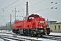 """Voith L04-10136 - DB Schenker """"261 085-5"""" 12.03.2013 - Hamm, RangierbahnhofJens Grünebaum"""