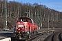 """Voith L04-10136 - DB Cargo """"261 085-5"""" 19.01.2019 - Stolberg (Rheinland)Martin Welzel"""