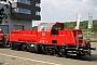 """Voith L04-10138 - DB Schenker """"261 087-1"""" 30.06.2012 - Kiel-Wik, NordhafenTomke Scheel"""
