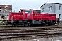"Voith L04-10138 - DB Cargo ""261 087-1"" 23.12.2017 - NordhausenStephan John"