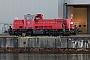 """Voith L04-10138 - DB Cargo """"261 087-1"""" 18.09.2018 - Kiel-Wik, NordhafenTomke Scheel"""