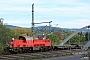 """Voith L04-10139 - DB Cargo """"261 088-9"""" 17.10.2016 - Flöha, BahnhofKlaus Hentschel"""